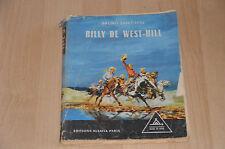 Billy de West-Hill - Alsatia Signe de piste -  ill P. Joubert - 1958