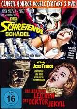 Horror Klassiker Box DER SCHREIENDE SCHÄDEL + DIE LEICHEN DES DR. JEKYLL DVD Neu
