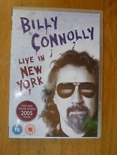 Billy Connolly - Live in New York - DVD