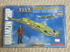 MACROSS QUEADOL-MAGDOMILLA Quamzin Ship 1/20000 scale ARII Kit Vintage ROBOTECH