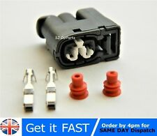 NEW 2 Pin Ignition Coil Connector Set For Toyota 1JZ 2JZ Lexus Mazda RX7