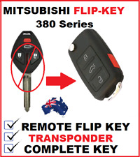 Mitsubishi 380 DB Car Key Remote Flipkey Transponder 2005 2006 2007 2008