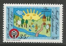 NEW CALEDONIA. 1979. Year of The Child Commemorative. SG: 614. Mint Never Hinged