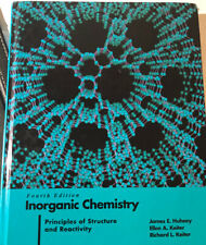 Inorganic Chemistry: Principles of Structure and Reactivity Huheey Keiter Keiter