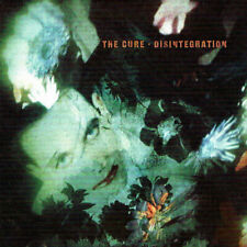 Audio-CD / THE CURE / Disintegration