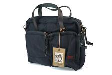 Filson Ballistic Nylon Dryden Briefcase 20049878 (Dark Navy)