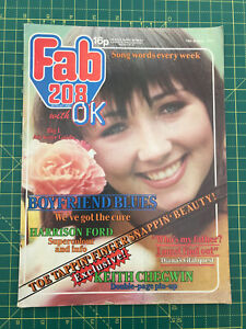 Fab 208 With OK Magazine, 12th August 1978, Keith Chegwin, Harrison Ford