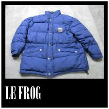 """LE FROG MENS DOWN ZIPPED JACKET SIZE 50"""" GOOD CONDITION REF 3659"""