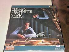 Jack DeJohnette: THE PIANO ALBUM LP - Signed by JACK DEJOHNETTE!