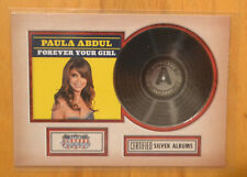 Paula Abdul 2015 Panini Americana Certified Silver Albums Forever your Girl #1