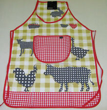 Animal Print Country Kitchen Aprons