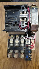 Sprecher and Schuh Contactor with Relay CAT 1U-100