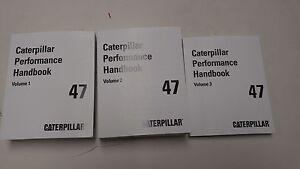 CATERPILLAR PERFORMANCE HANDBOOK #47