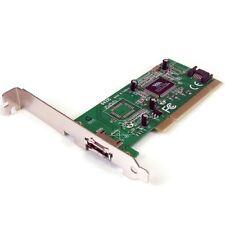 StarTech PCI-E SATA2I 1Port eSATA+1Port SATA PCI SATA Controller Card LP Bracket