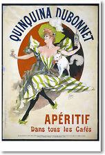 Quinquina Dubonnet - by Jules Cheret 1895 - Poster