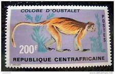 REPUBLIQUE CENTRAFICAINE - timbre stamp - yvert et tellier n°154 n*