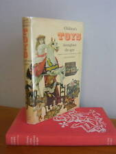Children's TOYS Throughout The Ages by Leslie Daiken, Illustrated, 1963 in DJ