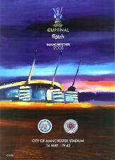 UEFA CUP FINAL 2008: Rangers v Zenit St Petersburg