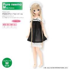 AZONE Pure Neemo Rosalie Baby Doll Black & White Momoko Obitsu 1/6 Fashion Doll