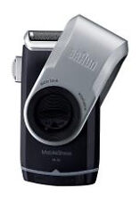 Braun M90 Mobile Shaver with Precision Trimmer  AC NEW