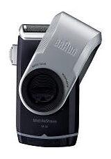 BRAND NEW -Braun PocketGo M90 MobileShave Portable Travel Shaver