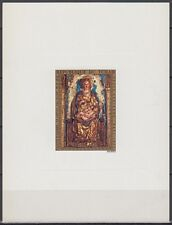 Chad ScC145 Christmas, Painting, Virgin and Child, Dall'Occhio, Deluxe Proof