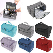 Womens Travel Cosmetic Makeup Bag Organizer Toiletry Case Wash Storage Pouch