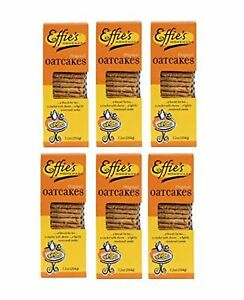 Effie's Homemade Oatcakes | 6 Pack