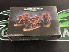 Warhammer 40k - Chaos Space Marine Bikes - NEU/OVP