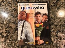 Guess Who Dvd! 2005 Romance Comedy! Killers Hairspray Bedazzled Jungle Fever