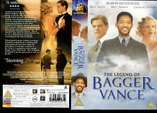 The Legend Of Bagger Vance - Will Smith - Video Promo Sample Sleeve/Cover #38542