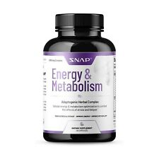 Metabolism and Energy Booster | Natural Energy Booster - Supports Weight Control