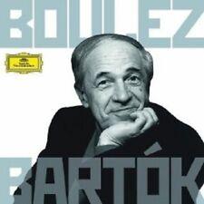 Grimaud/Kremer/Zimerman/Boulez/BP/CSO/+ - Boulez Conducts Bartok 8 CD NUOVO