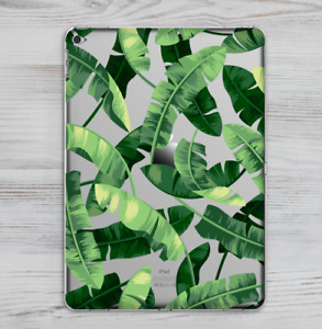 Floral Case For New iPad Pro 11 12.9 2018 Tropical iPad 6 Cover Leaves iPad 10.2