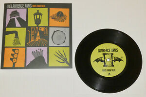 """THE LAWRENCE ARMS News From Yalta VINYL 7"""" (2014) alkaline trio menzingers nofx"""