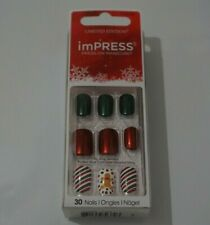Kiss ImPress Limited Edition Nails Press-On Manicure #79370