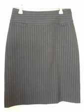 Cue Hand-wash Only Knee-Length Striped Skirts for Women