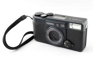 Fujifilm Fuji Klasse S Black Film Camera Point & Shot W/Strap From Japan Tested