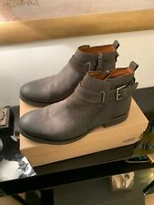 TOMMY HILFIGER , STEEL GREY BOOTS.SIZE 10UK EXCELLENT CONDITION!