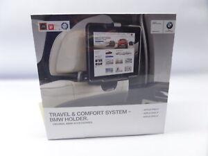NEW GENUINE BMW IN CAR APPLE iPAD  2 3 4 HEADREST HOLDER  MOUNT 51952360373