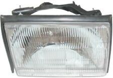 New Replacement Headlight Assembly RH / FOR 1987-93 FORD MUSTANG
