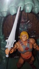Masters of the Universe He-Man MOTUC Filmation Sword of Power scale figure