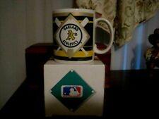 Oakland Athletics A's Papel MLB BASEBALL Coffee Cup Mug! New