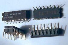 uPB74141D Japanese ceramic nixie driver decoder IC NOS (SN74141, 74141, K155ID1)