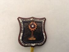 1935 7th National Eucharistic Conference Lapel Pin