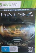 Halo 4 Game Of The Year Edition: Xbox 360 AUSTRALIAN PAL! 2 - Disk Set