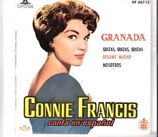 CONNIE FRANCIS - Granada       ***Spain - Press***