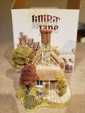 Lilliput Lane Circular Cottage Blaise Hamlet Collection Box & Deed