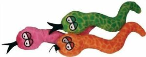 (1) LOOPIES CATNIP JUNGLE SNAKE CATNIP CAT TOY ASSORTED COLOR. FREE SHIP TO USA