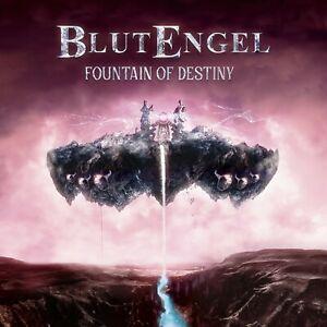 BLUTENGEL  Fountain Of Destiny ( Neuheit 12.03.2021 ) CD  NEU & OVP